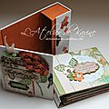Mini Album et son coffret - Pure Lorelaïl Design 18