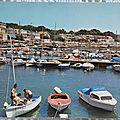 Saint Cyr les Lesques - port datée 1972