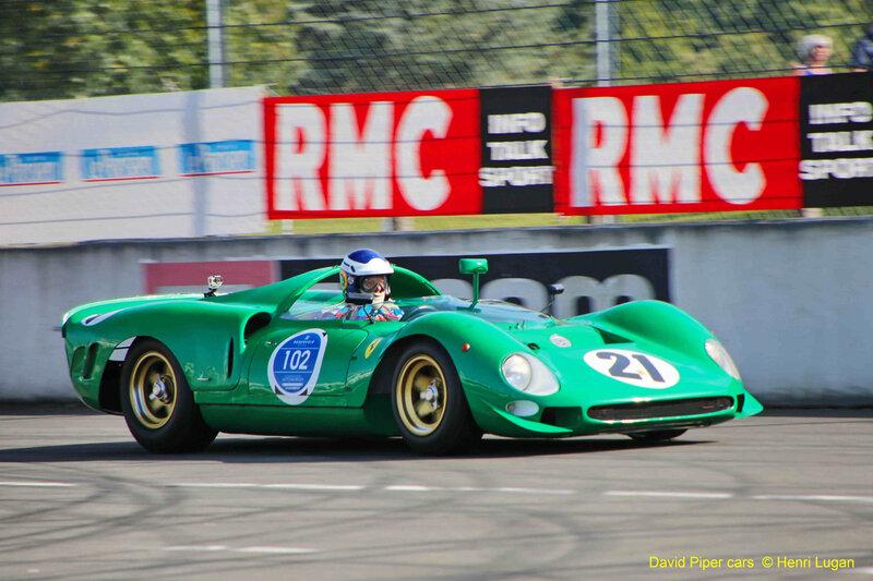 Ferrari 330 P2 #0836 - 1964
