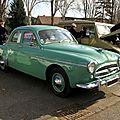 Renault fregate transfluide de 1958 (Retrorencard mars 2011) 01