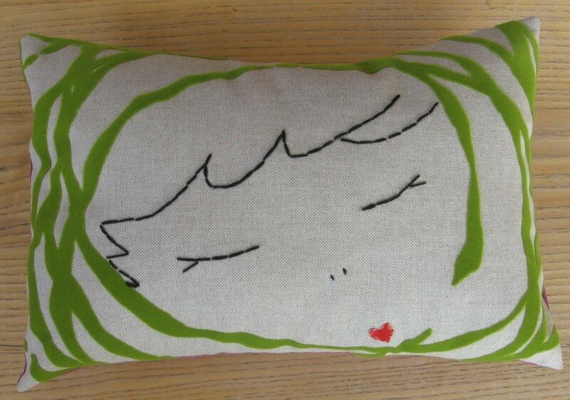 Coussin REF 10