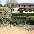 Jardin de la mairie et Bonne Auberge