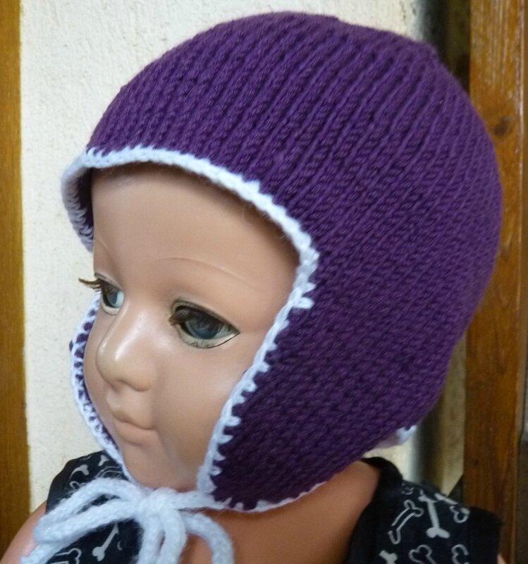 Bonnet à oreilles (6)