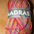 Divers - Divers - Madras - Dégradé multicolore