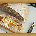 Mon premier pain à l'omnicuiseur.......