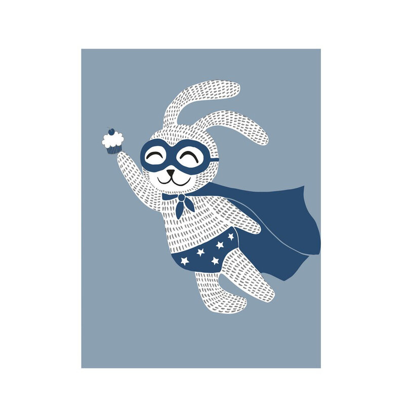 affiche-superlapin-bloomingville-mini-95145963-1024x1024