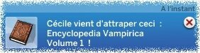 Encyclopedia Vampirica volume 1