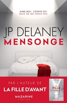 Mensonge de JP Delaney