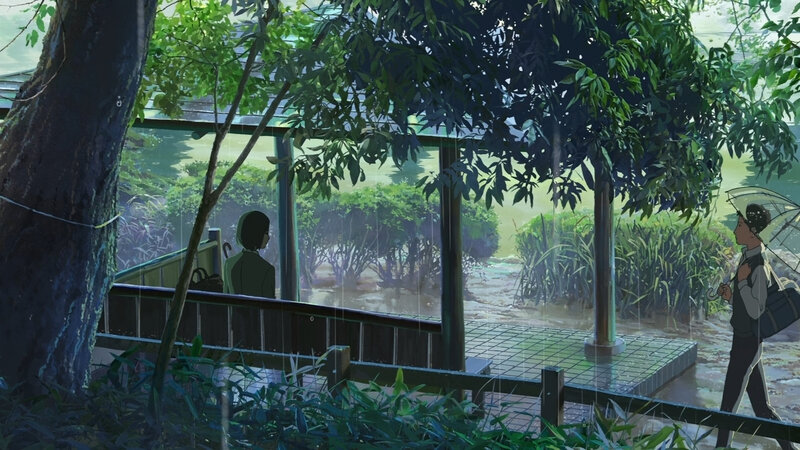 Canalblog Anime Makoto Shinkai The Garden Of World Nature02