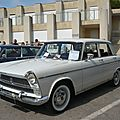 FIAT 1500L 1964 Poussan (1)