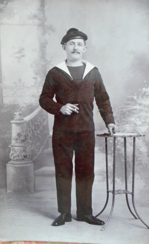 1912 Albert Queffellec