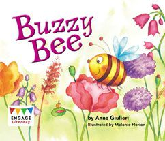 buzzy bee cover