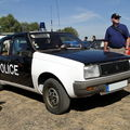 Renault 14 ts phase i véhicule de police 1979