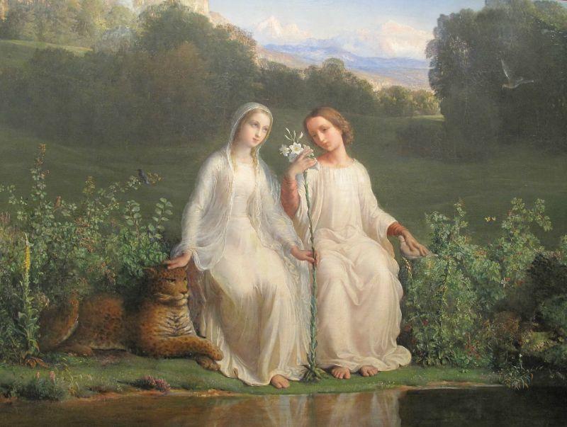 Louis Janmot : Virginitas