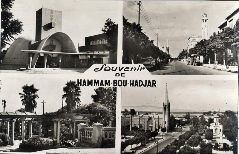 Hammam-bou-hadjar 529- Souvenirs