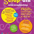 Scrap'ain - 6 et 7 juin 2009