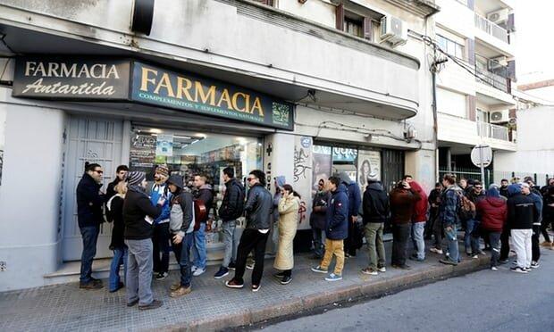 pharmacie uruguay