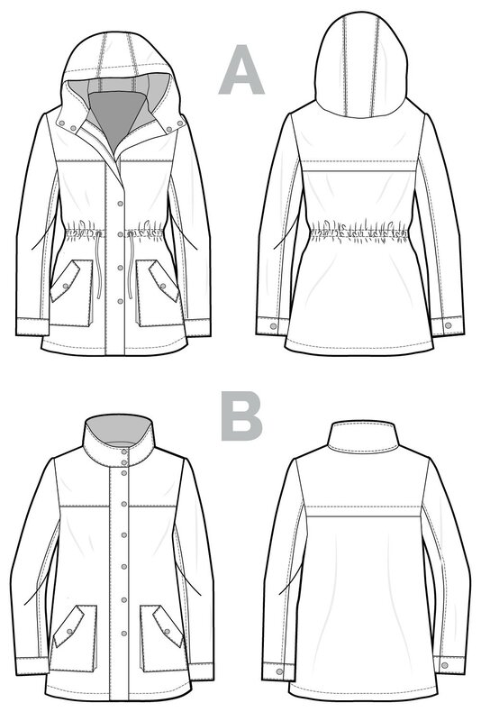 Kelly_Anorak_jacket_sewing_pattern_Technical_drawing-04