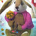 Easter rabbit - jody long