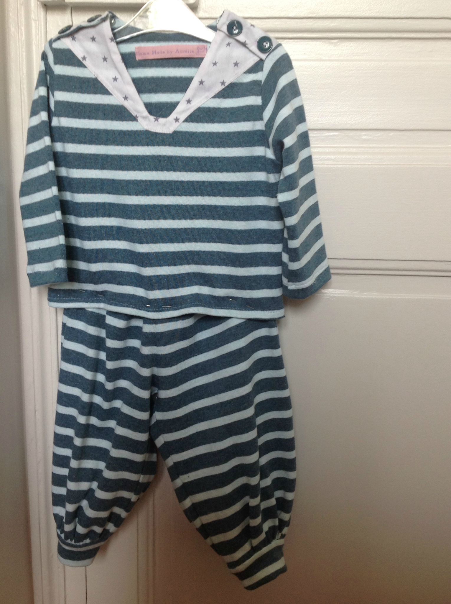 pyjama en jersey, 35€