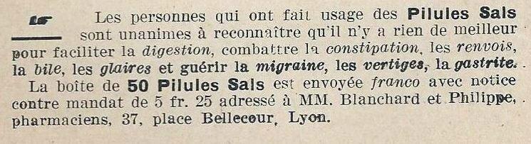 Lou Garounés 1935 Publicités (32)