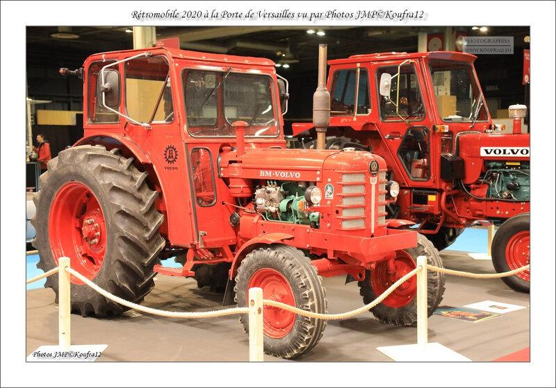 Photos JMP©Koufra 12 - Rétromobile Porte de Versailles Paris - 04022020 - 0278