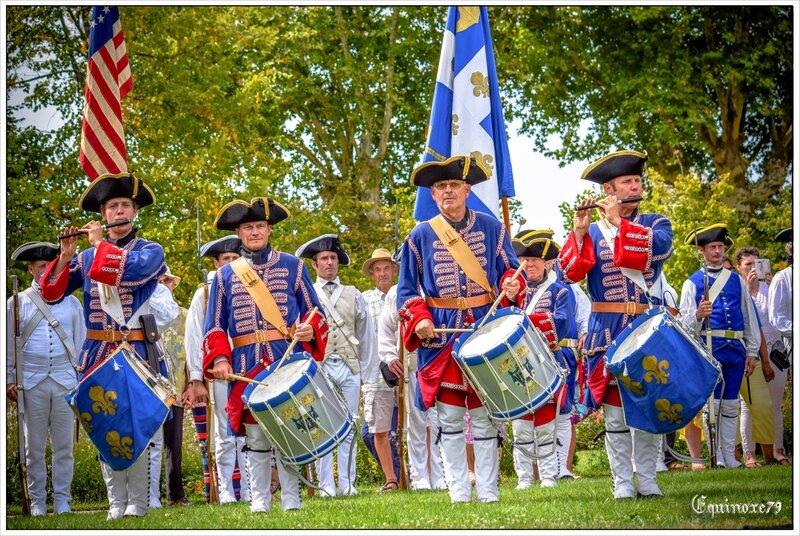 L'Arbre de la Liberté, l'Arbre de La Fayette reconstitutions historiques (1)