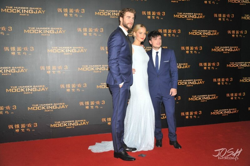 Hunger Games Mockingjay Part 2 Beijing Premiere 01