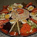 Salade compos�