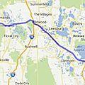 Road trip en floride - j08 : de homosassa à orlando
