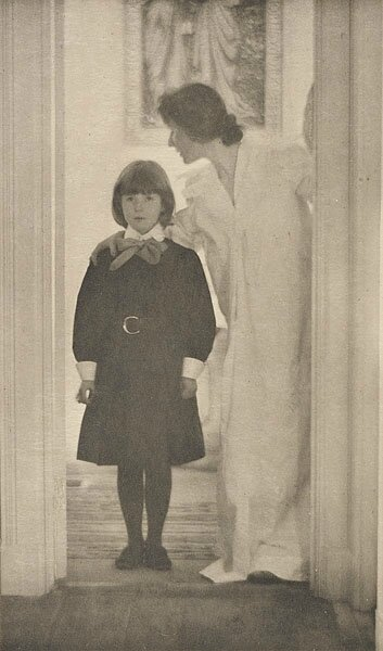 Gertrude Käsebier Blessed art thou among women