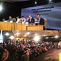 Conférence de presse de nadia savtchenko