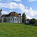 Eglise de wies - allemagne