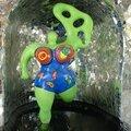 Les oeuvres de niki de saint phalle de hanovre a paris
