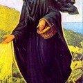 Marie semant les grâces