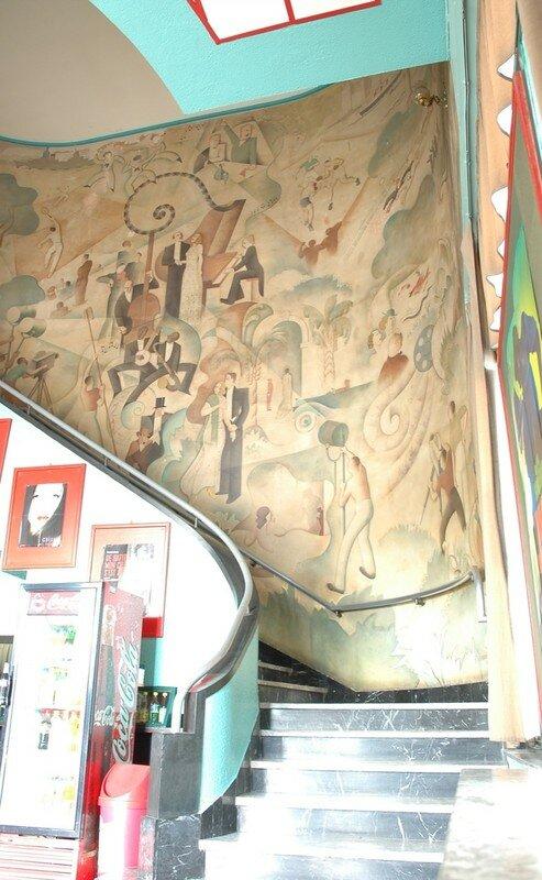 Cinéma Caméra escaliers Méknes