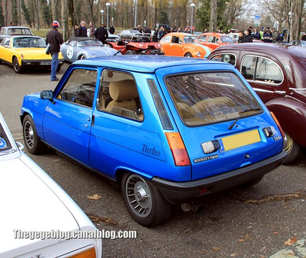 Renault 5 alpine turbo (Retrorencard mars 2013) 02