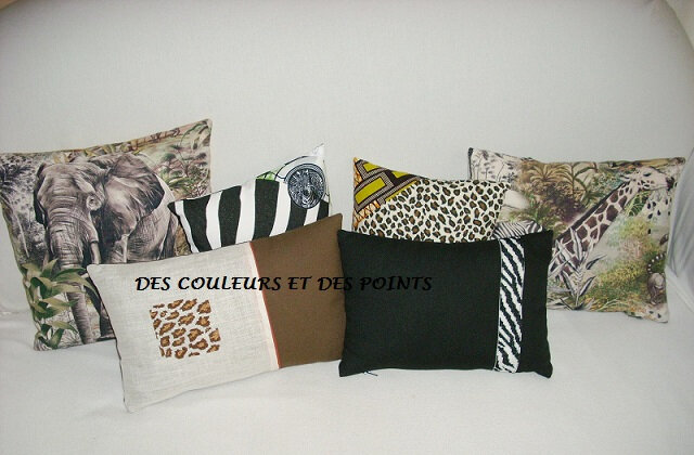 COUSSINS ESPRIT SAFARI PHOTO