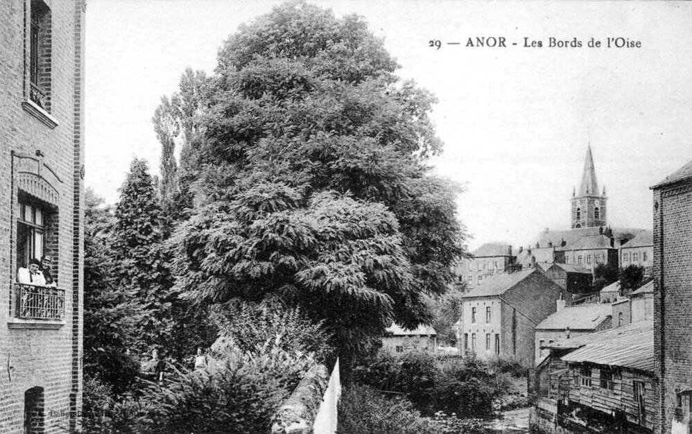 ANOR-Les bords de l'Oise