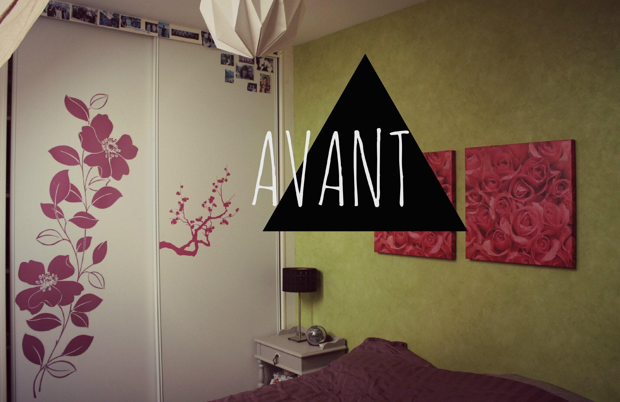 Une bande noir dans ma chambre # Déco - Blog décoration, DIY ...