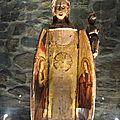 La vierge ouvrante de massiac dans le cantal