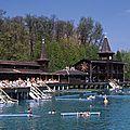 Héviz, le plus grand lac d'eau thermal du monde !