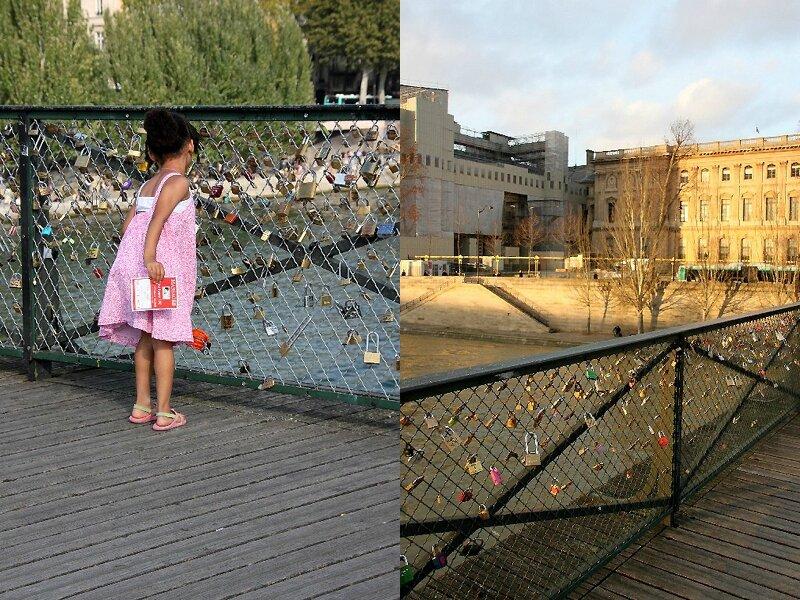 2-Cadenas Pont des Arts