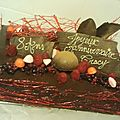Chocolat / Fruits Rouges Enfants
