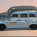 Austin London Taxi Matchbox B 3