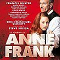 Anne frank au théâtre rive gauche (critique)