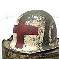 Helmet of the month... medic in europe.... relic, but wowwww