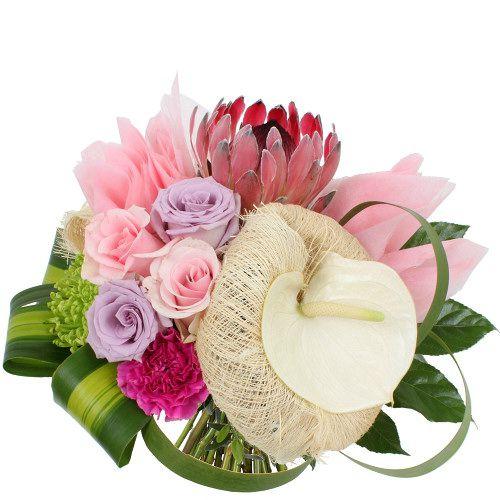 Un Bouquet De Fleurs Pour Rechauffer Les Cœurs Idees De