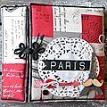Scrapbox dame de kit : paris