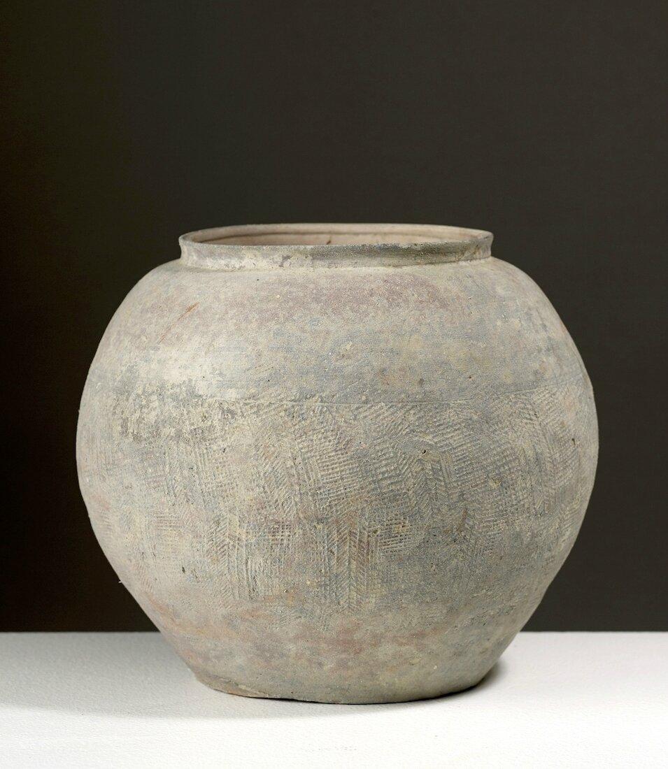 Pot, Vietnam, Culture de Đông Sơn, ca 500-100 BCE